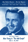 """The Odd Couple"" starring Alan Young"
