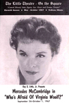"""Who's Afraid of Virginia Woolf?"" starring Mercedes McCambridge"