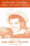 """Oklahoma!"" starring Bruce Yarnell"