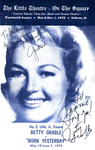 """""""Born Yesterday"""" starring Betty Grable"""