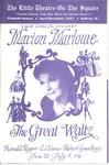 The Great Waltz Marion Marlowe