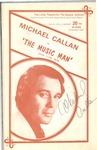 The Music Man starring Michael Callan