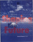 Annual Report 1998: Shaping the Future by Lumpkin College of Business and Applied Sciences