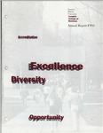 Annual Report 1993: Accreditation Excellence Diversity Opportunity by Eastern Illinois University