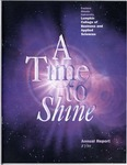 Annual Report 1999: A Time to Shine by Eastern Illinois University