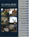 Annual Report 2011 by Eastern Illinois University