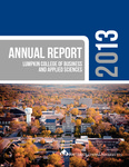Annual Report 2013 by Eastern Illinois University