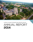 Annual Report 2014 by Eastern Illinois University