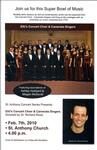 EIU Concert Choir & Camerata Singers by Music Department