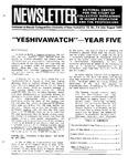 Newsletter Vol. 12 No. 3 1984