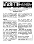 Newsletter Vol. 12 No. 4 1984