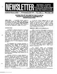 Newsletter Vol. 13 No. 2 1985