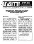 Newsletter Vol.23 No.4 1995