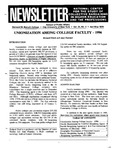 Newsletter Vol.24 No.2 1996