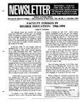 Newsletter Vol.22 No.4 1993