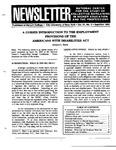 Newsletter Vol.21 No.3 1993
