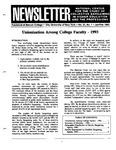 Newsletter Vol.21 No.1 1993