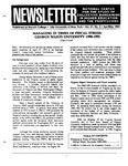 Newsletter Vol.21 No.2 1993