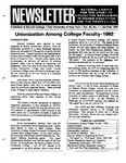 Newsletter Vol.20 No.1 1992