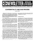 Newsletter Vol.9 No.4 1981