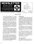 Newsletter Vol.8 No.2 1980