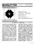 Newsletter Vol.6 No.4 1978