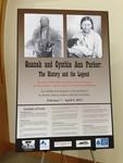 Quanah & Cynthia Ann Parker: Event Schedule