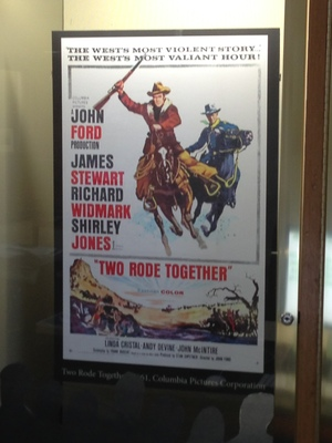 "Hollywood Indians: ""Two Rode Together,"" starring James Stewart"