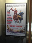 """Hollywood Indians: """"Two Rode Together,"""" starring James Stewart"""