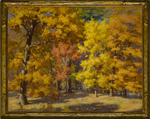 Fall Scene by Paul Turner Sargent