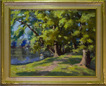 Hodge's Pond by Paul Turner Sargent