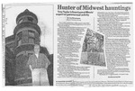 Hunter of Midwest Hauntings by Times-Courier