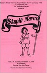 Stupid Marco (1999) by Theatre Arts