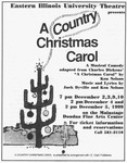 Country Christmas Carol (1999) by Theatre Arts