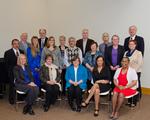 EIU Retirees of 2013 by Beverly J. Cruse