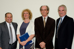 President Glassman, Kathryn Olsen, Guest, Provost Lord