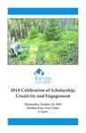 2018 Celebration of Scholarship, Creativity and Engagement by Eastern Illinois University