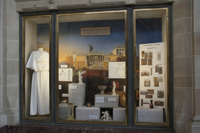 Arts & Humanities in Ancient Greece