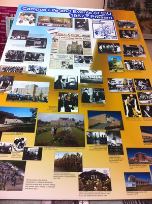 Campus Life and Events at EIU: 1957 to Present