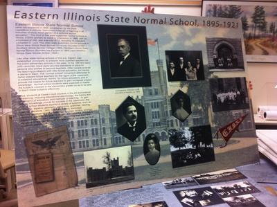 Eastern Illinois State Normal School: 1895 - 1921