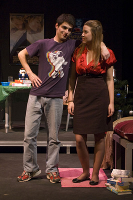 An Evening of Student Directed One Acts: Bend and Break (2008)