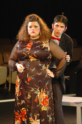 An Evening of Student Directed One Acts: For Whom the Southern Belle Tolls (2007)