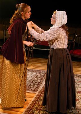 She Stoops to Conquer (2005)