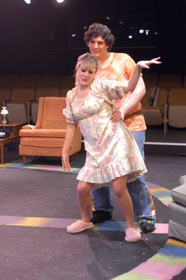 An Evening of Student Directed One Acts: Bringing It All Back Home (2004)