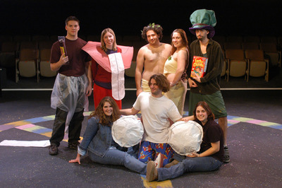 An Evening of Student Directed One Acts: Lunchbox Voodoo (2004)