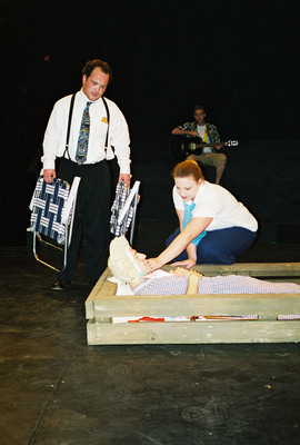An Evening of Student Directed One Acts: The Sandbox (2000)
