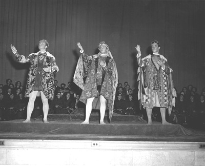 The Towneley Play (1950)