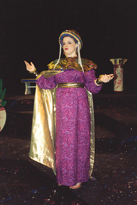 An Evening of Student Directed One Acts: Theodora - She-Bitch of Byzantium (1996)