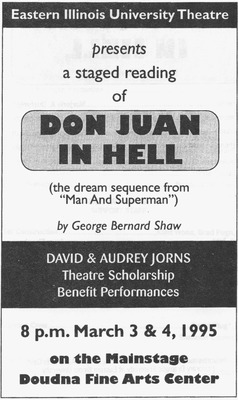 Don Juan in Hell (1995)
