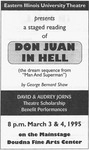 Don Juan in Hell (1995) by Theatre Arts
